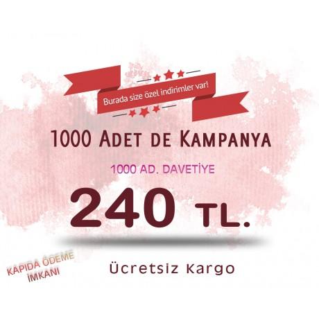 1337 Kumsal Davetiye